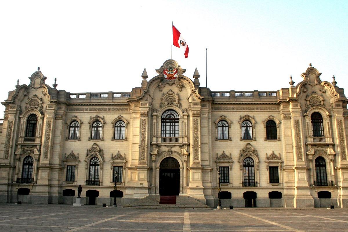 Perú en el Bicentenario de su independencia nacional.