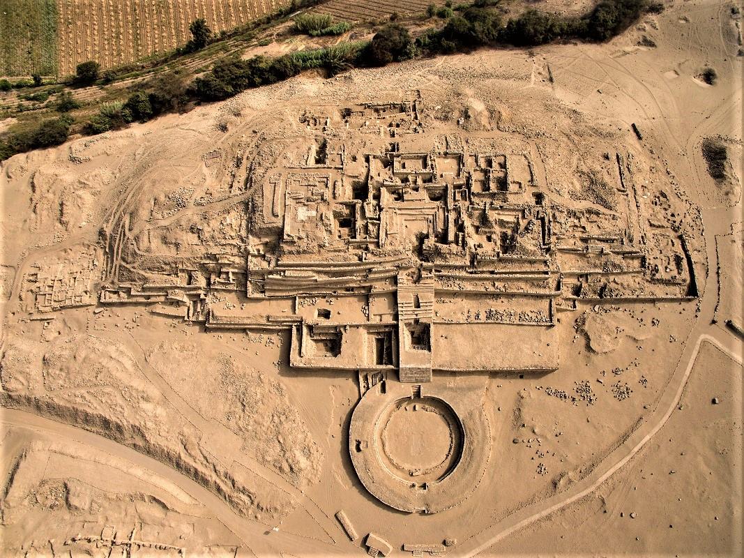 Caral el centro urbano más antiguo de América cumplió doce años como patrimonio cultural.