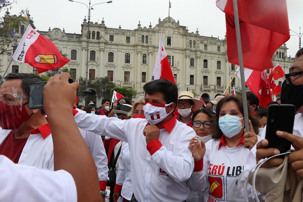 Comunicado del Partido Político Perú Libre a la Opinión Pública.