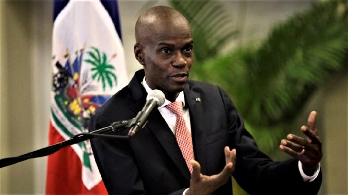 Asesinan a presidente de Haití, Jovenel Moise, y obstruyen el referéndum constitucional, y las elecciones presidenciales.