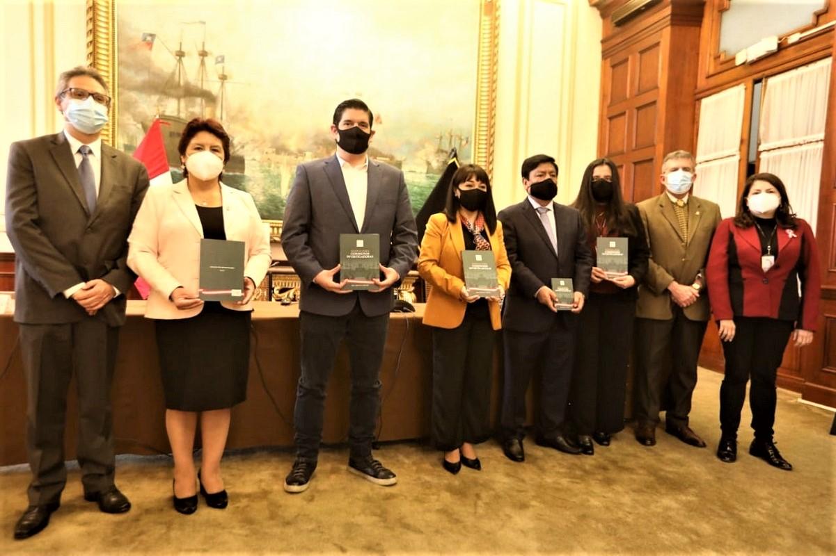 Manual para Comisiones Investigadoras fue presentado en el Congreso de la República.