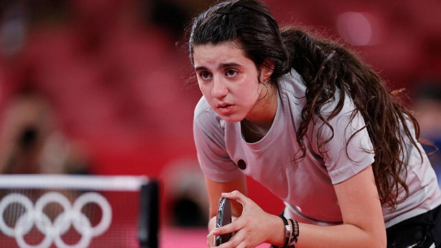 Hend Zaza, la deportista de doce años de edad, la más joven de las olimpiadas se retira de las competiciones.