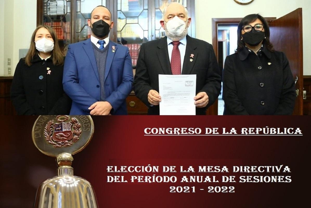 Acusado de sedición y de golpista, Jorge Montoya Manrique, es el primero en querer ser presidente del Congreso.