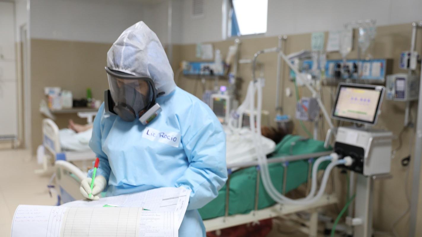 El 80% de camas UCI, de Villas y hospitales son ocupadas por personas de 30 a 59 años, informó EsSalud.