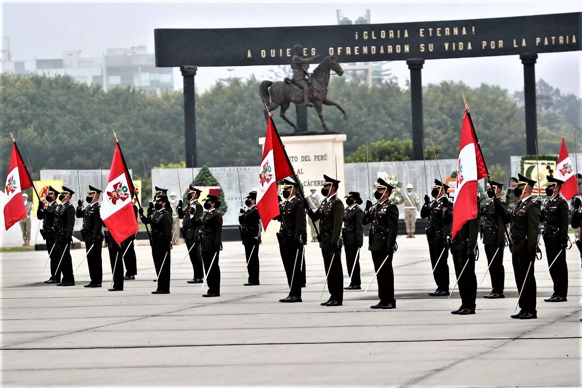 Gobierno promulga Ley N° 31251 de Ascensos de Técnicos y Suboficiales de las Fuerzas Armadas.