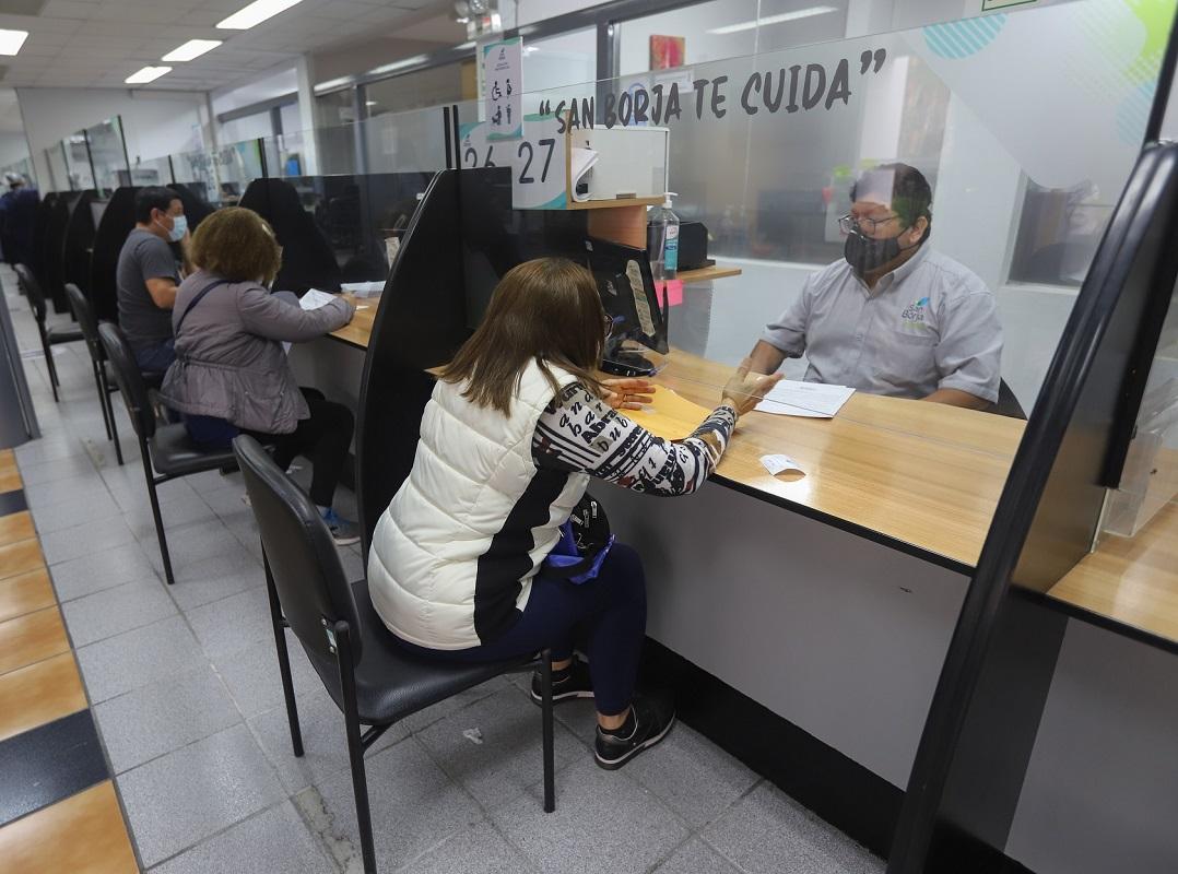 San Borja otorga beneficios hasta el 31 de agosto para deudas por impuesto predial, arbitrios y multas tributarias.