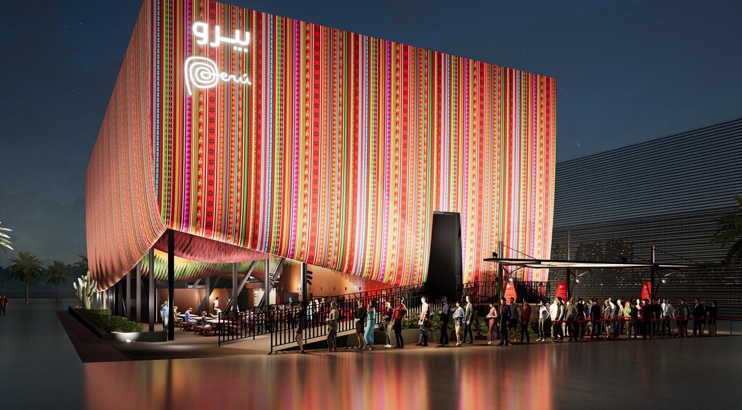 Así será la participación del Perú en la Expo Dubái 2020 desde el 1 de octubre del 2021 al 31 de marzo del 2022.
