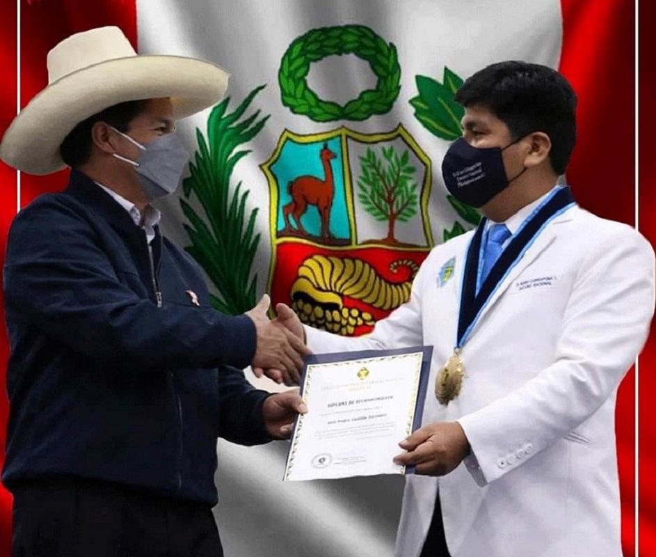Científico peruano, Mario Carhuapoma Yance, es designado Presidente Ejecutivo de ESSALUD.