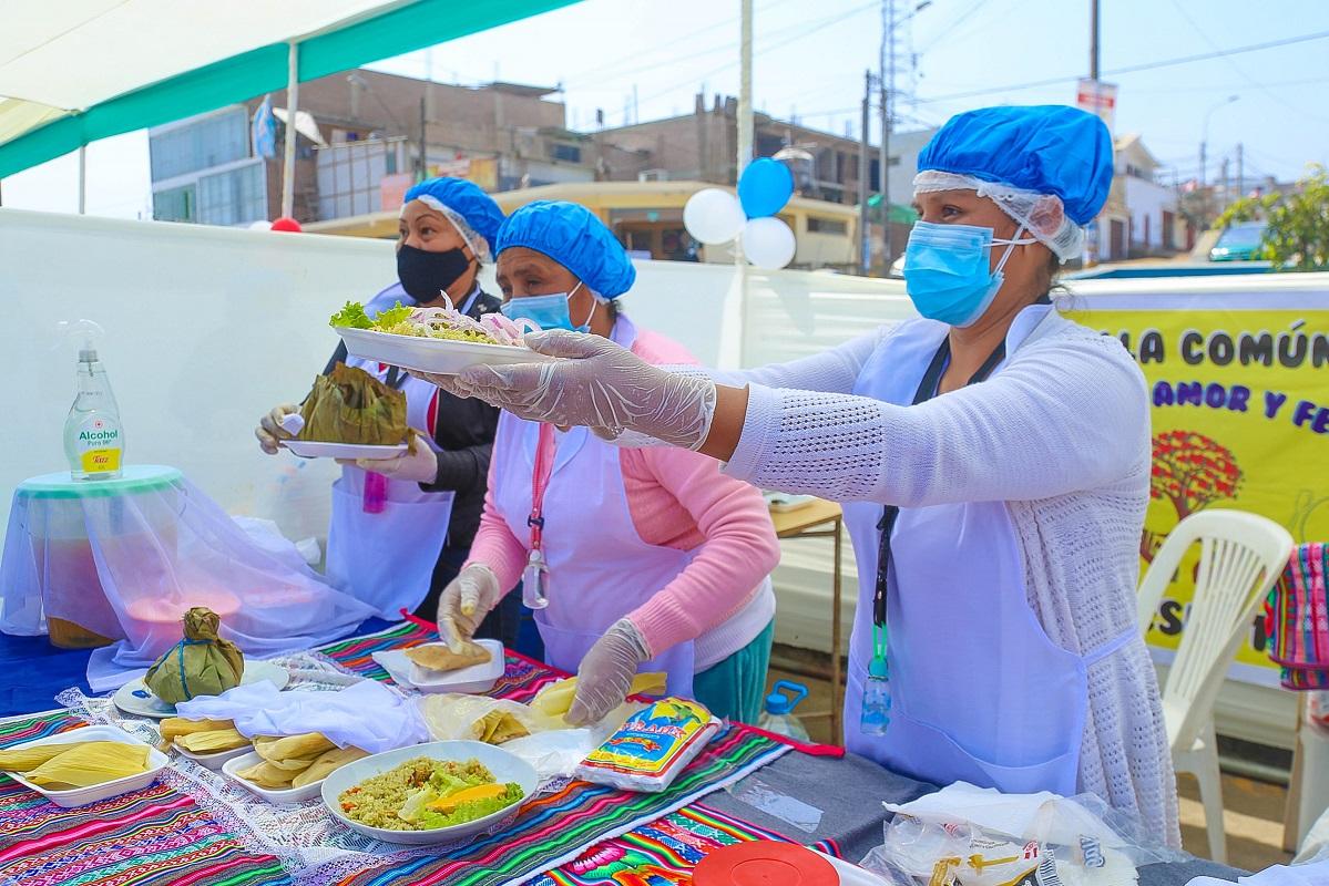 """29 y 30 de agosto, """"Mistura a la Olla"""", cientos e familia visitarán el festival gastronómico de Manchay - Pachacamac."""