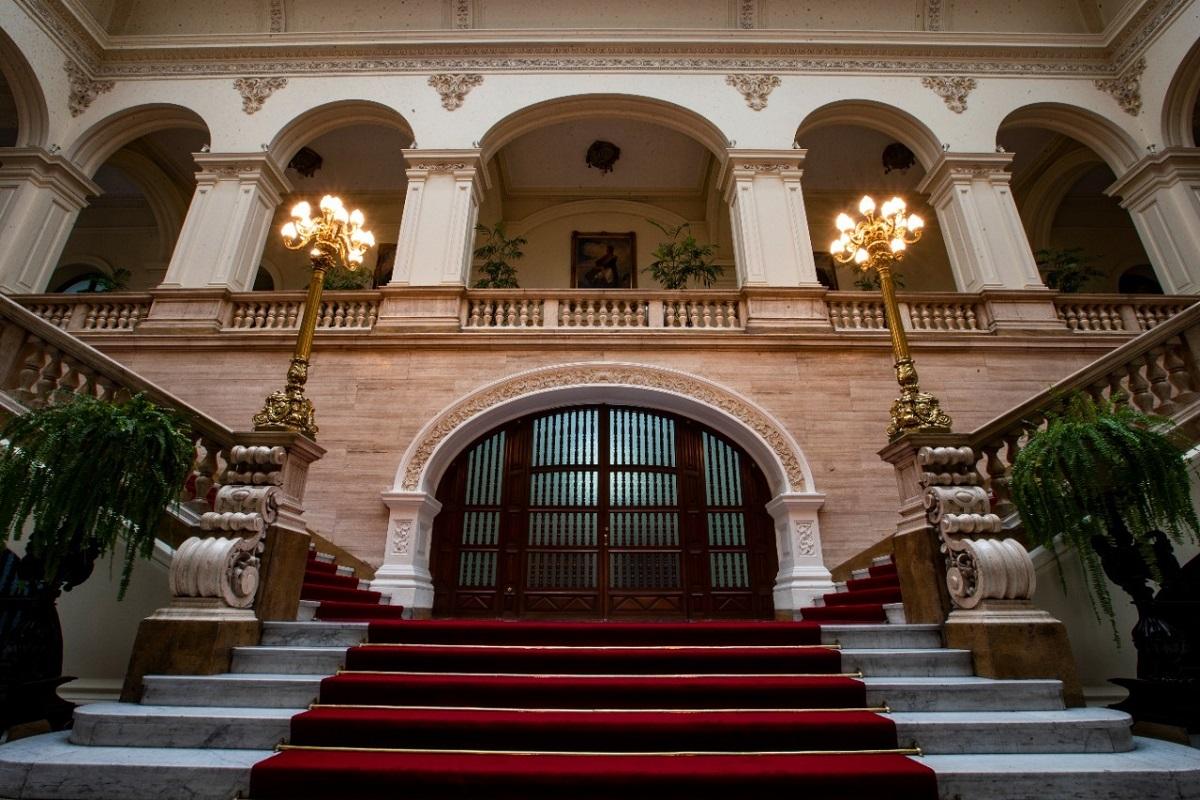 Palacio Municipal de Lima abre sus puertas, como plan para la reactivación económica del sector turismo.