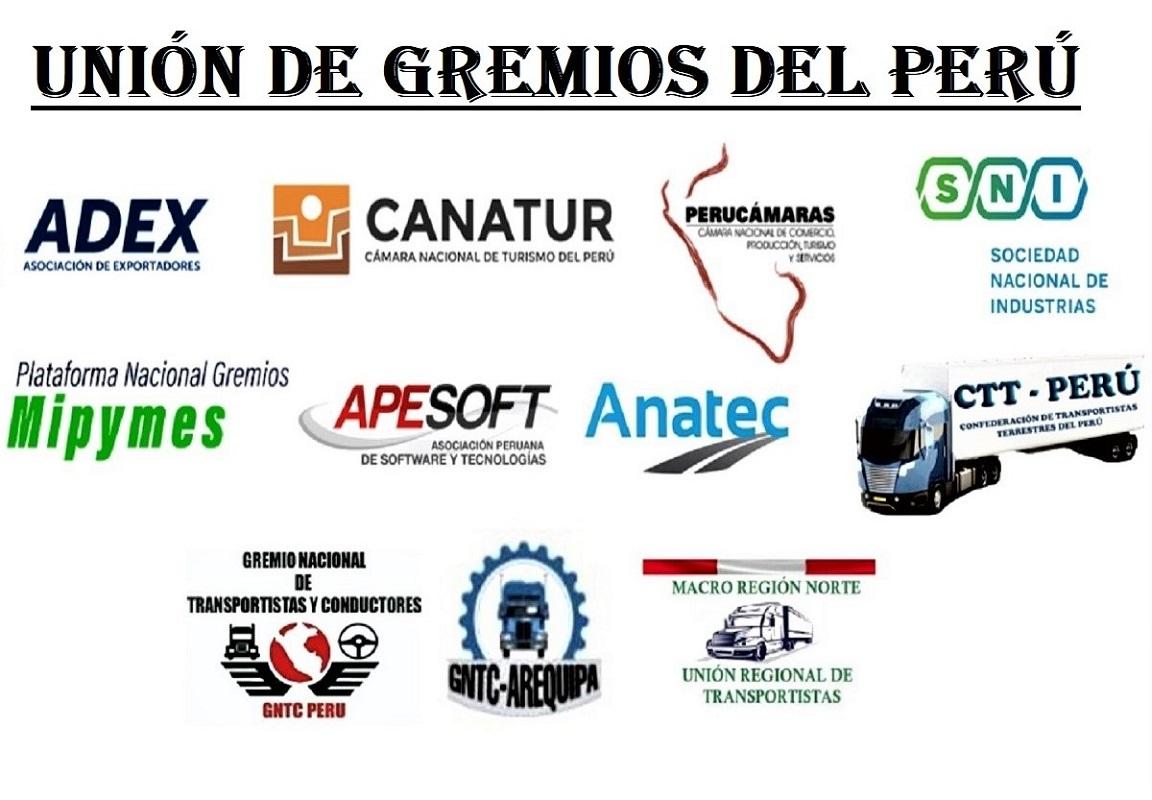 Comunicado de la 'Unión de Gremios del Perú Sobre Propuesta Para Eliminar el Mincetur.