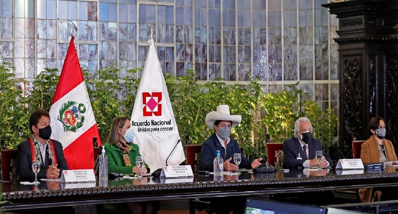 Pedro Castillo, trabajemos en una sola dirección, por la gobernabilidad y por aquellos históricamente marginados.