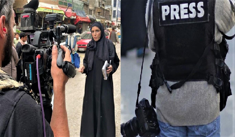 Situación de periodistas en Afganistán es critica, en misiva enviada a la ONU invocan por su seguridad y de sus familias.