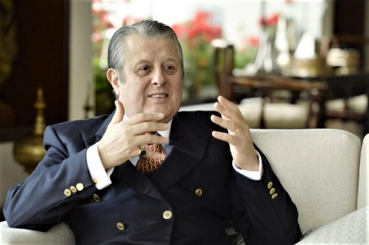Oscar José Ricardo Maúrtua de Romaña juramentará con nuevo ministro de Relaciones Exteriores del Perú.