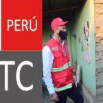 Ministro (MTC) Juan Silva viajó a Sullana para supervisar estado de vías y viviendas tras fuerte sismo.