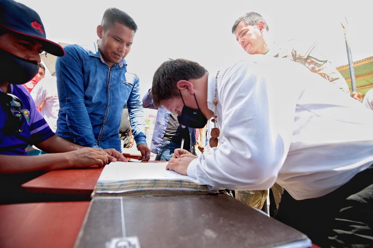 Se publicó en El Peruano creación del Grupo de Trabajo Multisectorial para la región Loreto como prometió el gobierno.