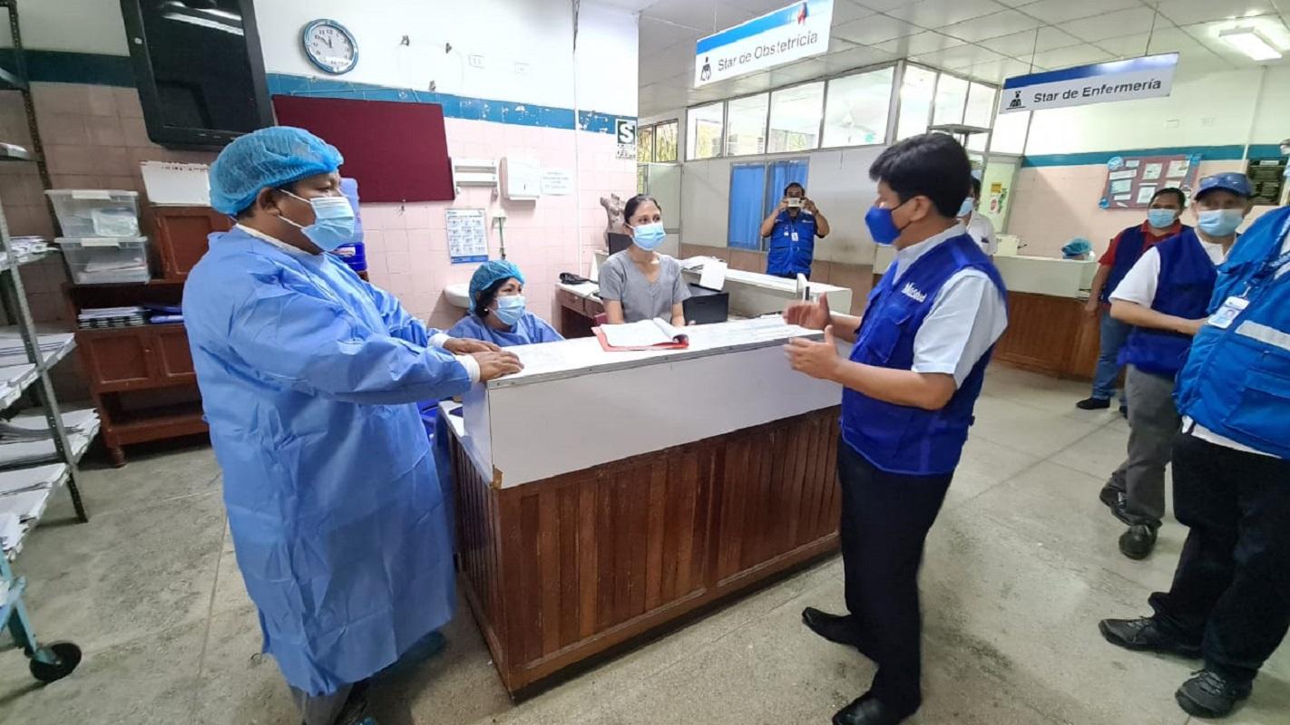 Hospital de Alta Complejidad se edificará en Loreto, beneficiando a más de 240 mil asegurados en dicha región.