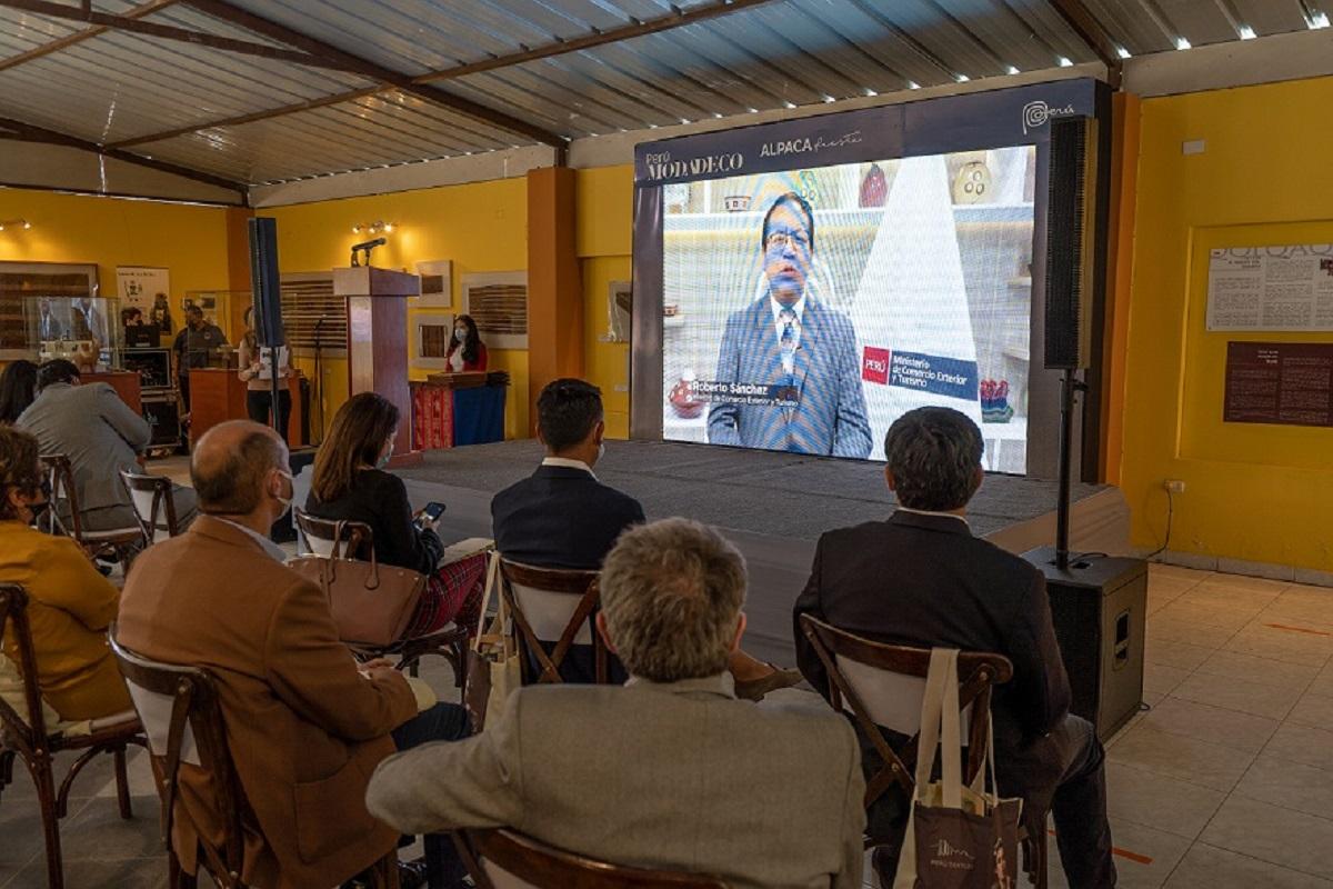 Este 2021 la edición virtual de PERÚ MODA DECO y ALPACA FIESTA 2021 se realizarán de forma conjunta.