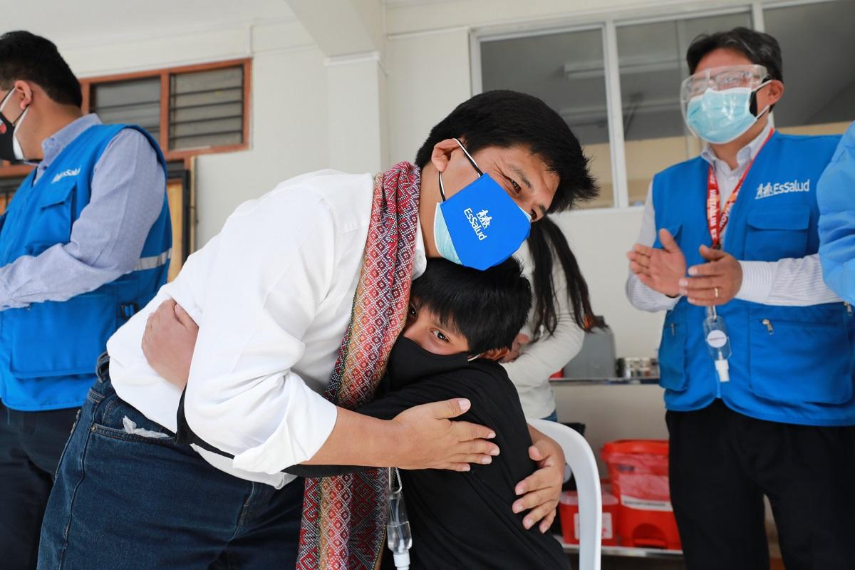 Avance de la vacunación contra la COVID-19 en Cusco a niños de 12 a 19 años permitirá reactivación del turismo.