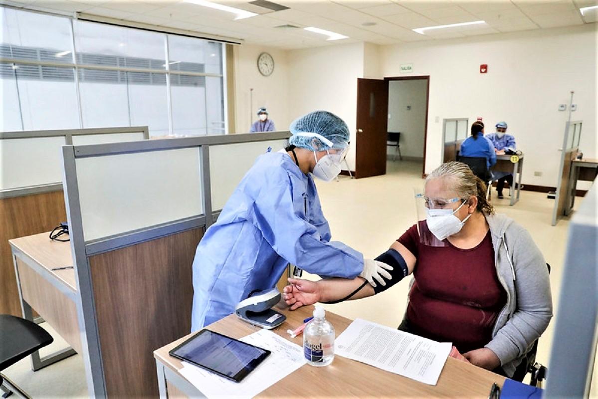 Concytec anuncia que Prociencia lanza concurso para responder a los desafíos planteados por la emergencia sanitaria en el Perú.