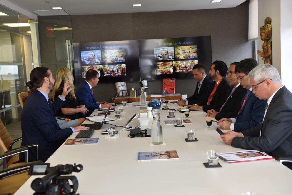 Gobierno de Perú y de EE.UU. sostuvieron reuniones en New York, fortaleciendo relaciones comerciales en favor de MIPYMES.