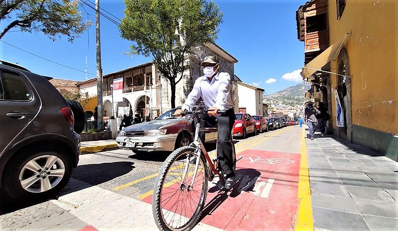 Llegó el Sistema Integrado de Transporte a Huamanga convirtiéndola en la quinta ciudad del Perú en implementarlo.