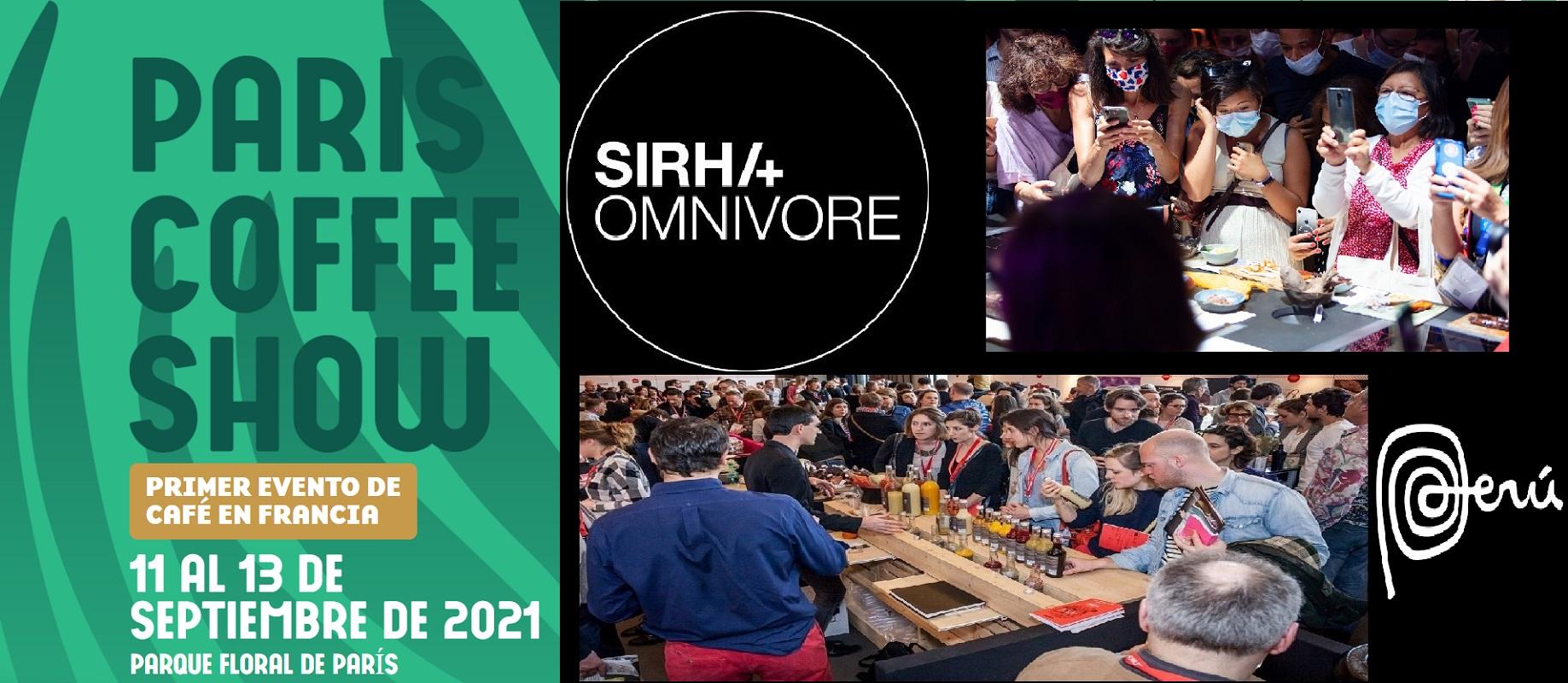 PromPerú informó que el Perú es invitado de honor en prestigioso festival gastronómico Omnivore y París Coffee Show.
