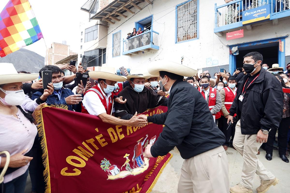 Jefe de Estado en su segundo día de trabajo desde Cajamarca pide a sus ministros a trabajar de puertas abiertas a los ciudadanos.