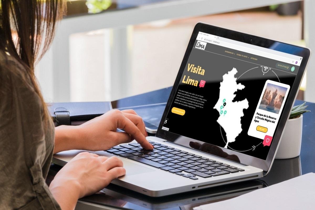 Visita la primera plataforma virtual para personas con discapacidad visual de la Municipalidad de Lima.