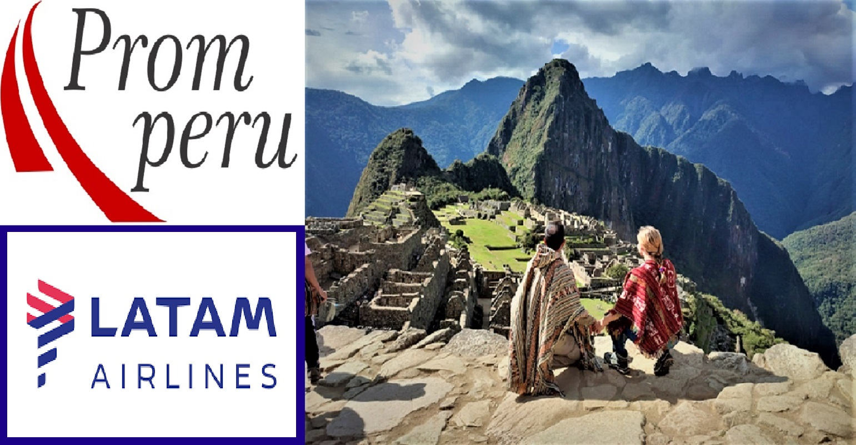 """Ganadores de la campaña """"Sabores del Perú"""" son premiados con pasajes aéreos de PROMPERÚ y LATAM Airlines."""