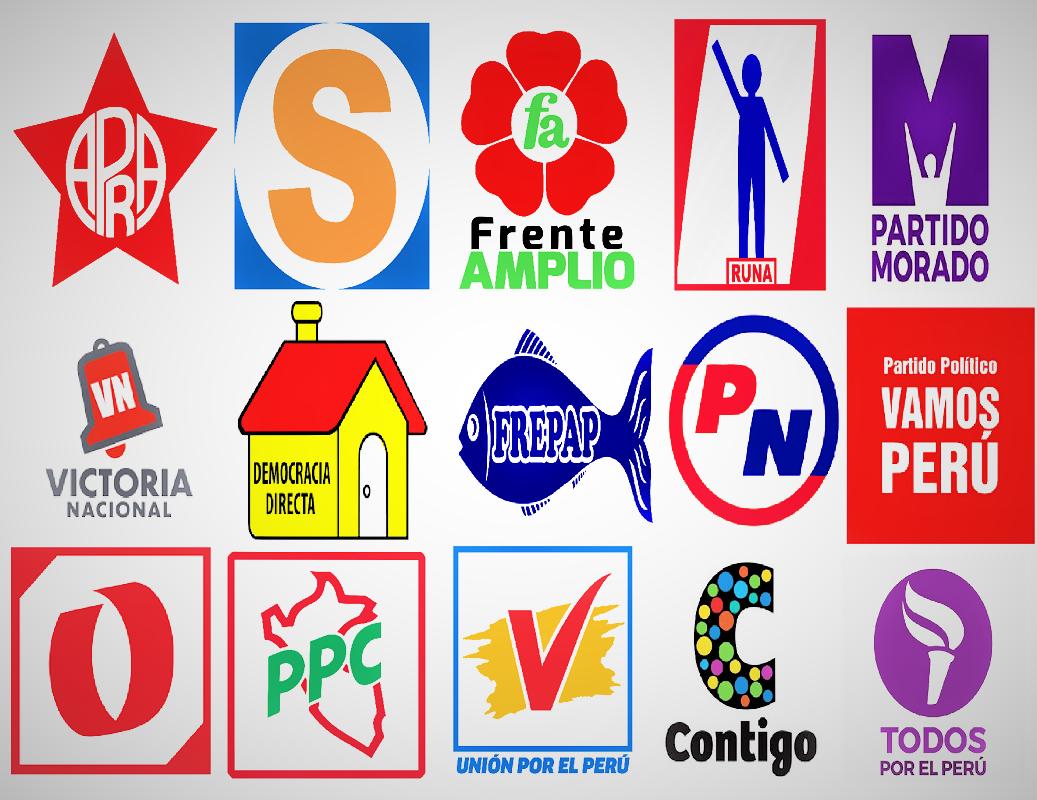 Jurado Nacional de Elecciones (JNE), canceló inscripción de 15 partidos políticos que no cumplen con lo establecido por ley.
