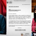 El lunes 25 de octubre se presenta el gabinete ministerial ante el parlamento nacional para obtener el voto de investidura.