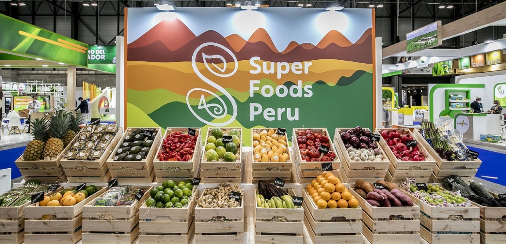 La palta es el producto estrella en el Fruit Attraction 2021 Madrid, el Perú es el segundo exportador de este producto.