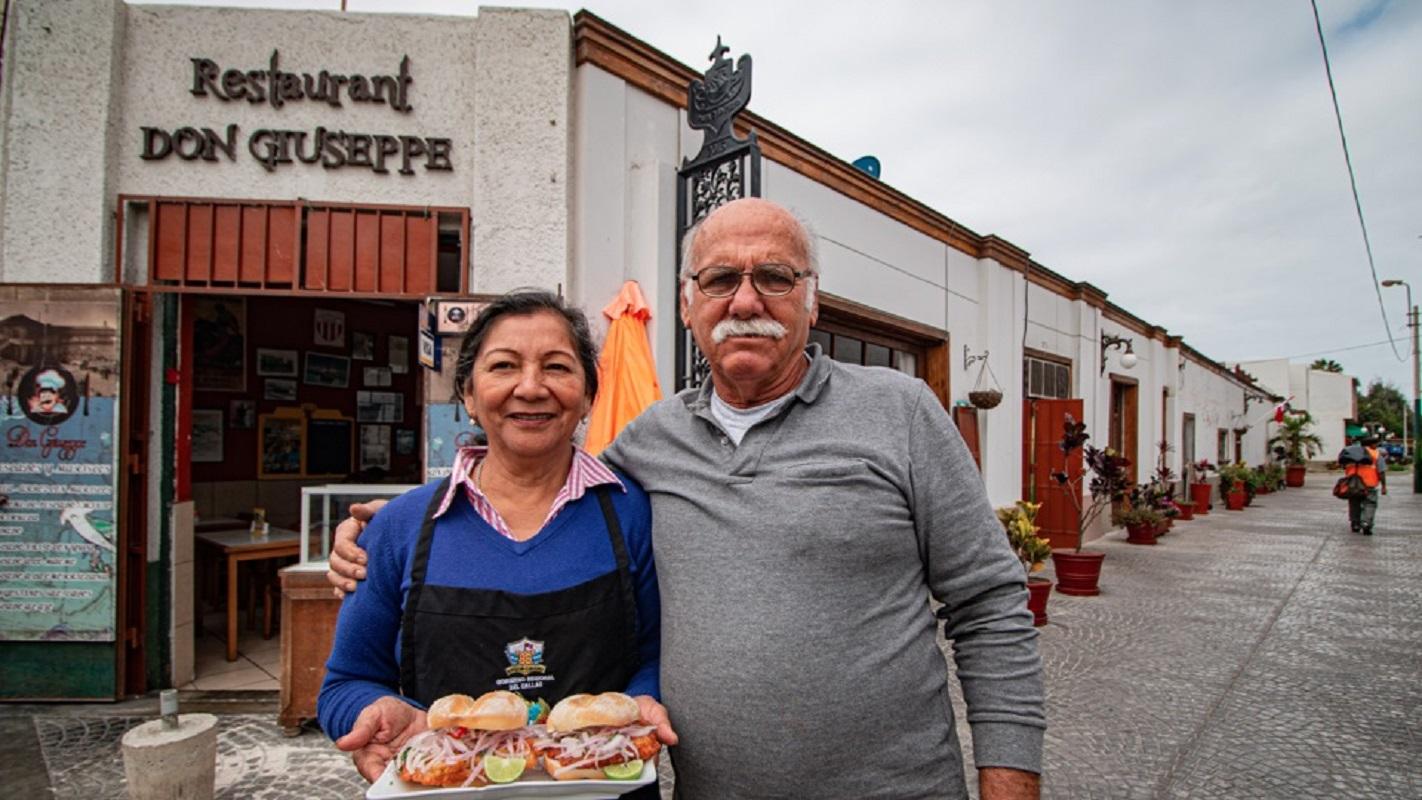 PROMPERÚ y el Patronato por la Cocina del Callao llevan el Hyatt Centric a San Isidro, este 08, 09 y 10 de octubre.