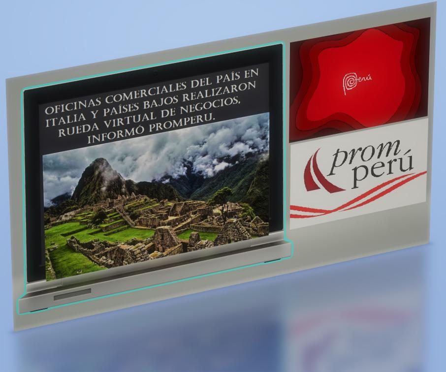 Previo al Perú Travel Mart, oficinas comerciales del país en Italia y Países Bajos realizaron rueda virtual de negocios, informó PROMPERU.