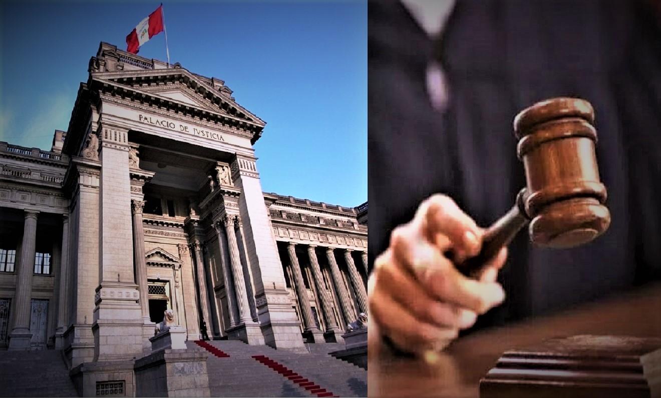 Labores en el Poder Judicial se desarrollarán con normalidad este lunes 11 precisó su presidenta Elvia Barrios Alvarado.