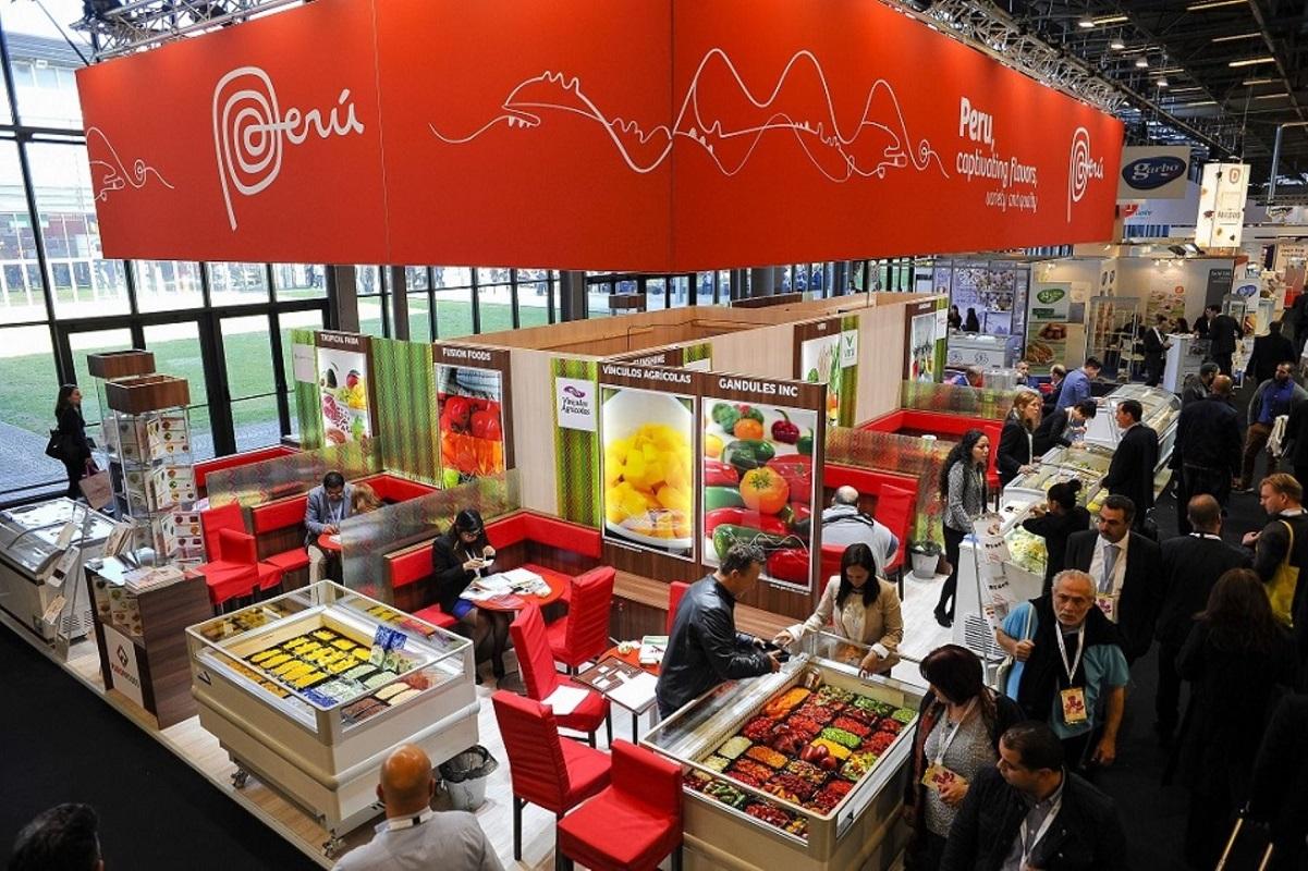 Exitosos los Super Foods Perú (quinua, chía, maca, sacha inchi, mangos, granadas, paltas, cacao y café) en el World Food Moscú.