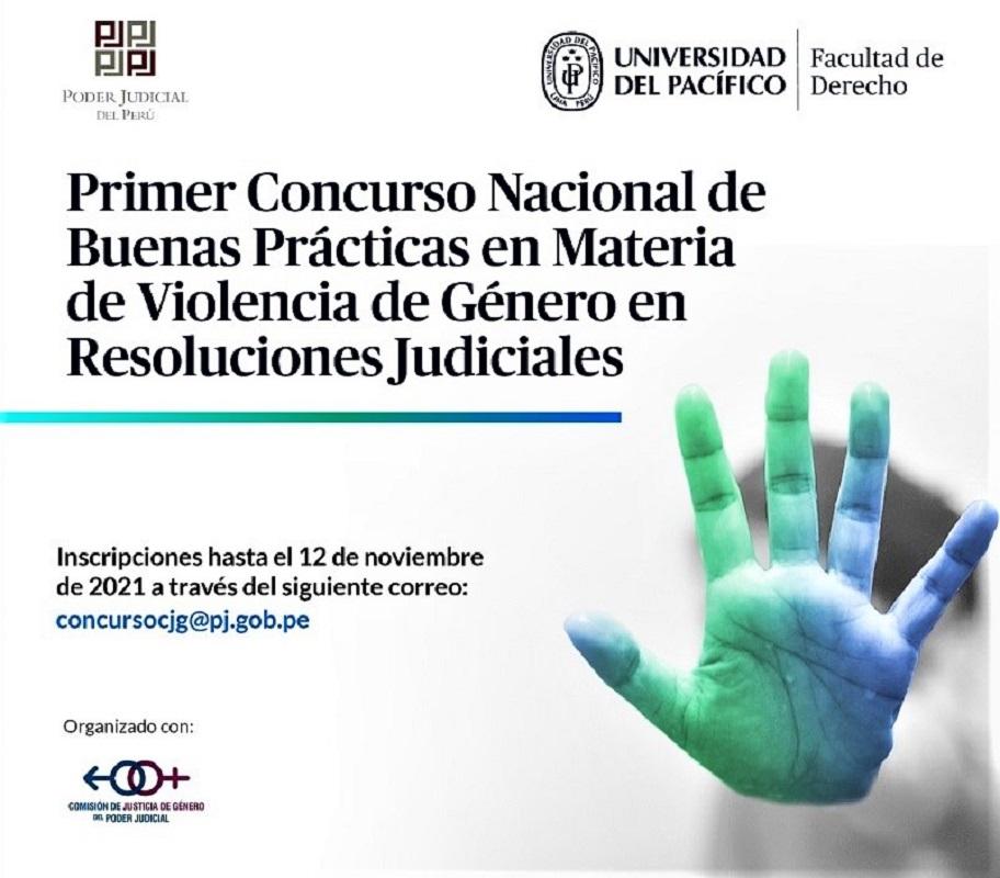 Oficializan el primer concurso nacional de buenas prácticas en materia de violencia de género.
